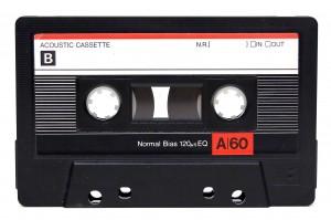 Musikkassett
